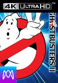 Ghostbusters 2 - Vudu HD or iTunes 4K via MA (Digital Code) - Please Read Description