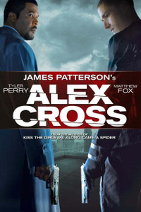 Alex Cross - Vudu SD (Digital Code)