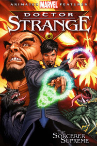 Doctor Strange: 2007 - Vudu SD (Digital Code)