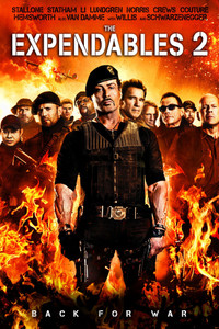 The Expendables 2 - Vudu SD (Digital Code)