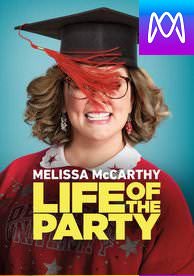 Life of the Party - Vudu HD or iTunes HD via MA  (Digital Code)