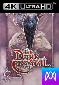 Dark Crystal - Vudu HD or iTunes 4K via MA (Digital Code)