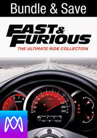 Fast and Furious: 8 Movie Collection - Vudu HD or iTunes HD via MA - (Digital Code)