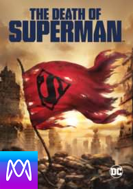 Death of Superman - Vudu HD or iTunes HD via MA (Digital Code)