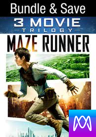 Maze Runner Trilogy - Vudu HD (Digital Code)