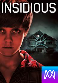 Insidious - Vudu HD or iTunes HD via MA (Digital Code)