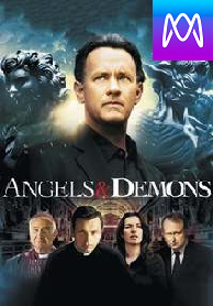 Angels & Demons - Vudu HD or iTunes HD via MA (Digital Code)