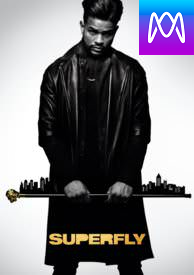Superfly - Vudu SD or iTunes SD via MA (Digital Code)