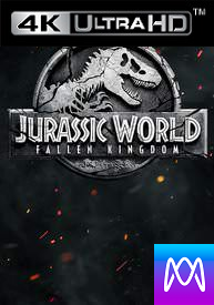 Jurassic World: Fallen Kingdom - HD4K/UHD (Digital Code)
