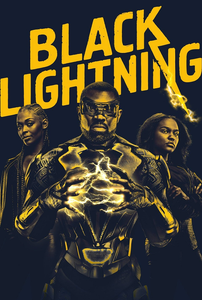 Black Lightning - Vudu HD (Digital Code)
