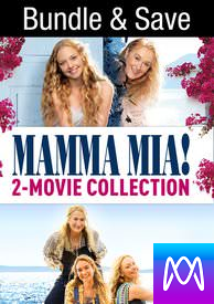 Mamma Mia! 2-Movie Bundle - Vudu HD or iTunes HD via MA (Digital Code)