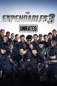The Expendables 3: Unrated - Vudu HD (Digital Code)