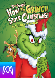 Dr. Seuss' How The Grinch Stole Christmas: Ultimate Edition - Vudu HD or iTunes HD via MA (Digital Code)