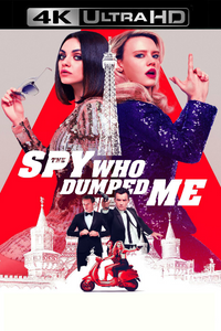 The Spy Who Dumped Me - 4K UHD (Digital Code)