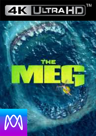 The Meg - Vudu HD4K / UHD or iTunes 4K via MA (Digital Code)