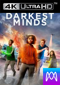 The Darkest Minds - Vudu HD or iTunes 4K via MA (Digital Code)