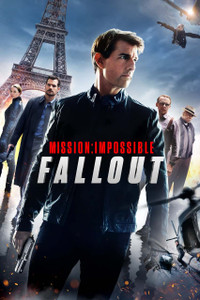 Mission Impossible: Fallout - Vudu HD (Digital Code)