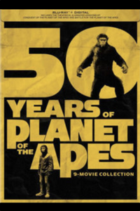 Planet Of The Apes: 50 Years 9-Movie Collection - Vudu HD or iTunes HD via MA (Digital Code)