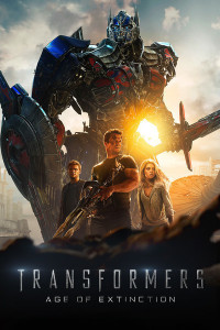 Transformers: Age of Extinction - Vudu HD (Digital Code)