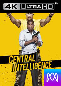 Central Intelligence - 4K UHD (Digital Code)