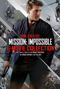 Mission Impossible: 6-Movie Collection - Vudu HD (InstaWatch)