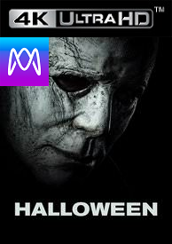 Halloween (2018) - Vudu HD4K UHD or iTunes 4K via MA (Digital Code)