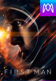 First Man - Vudu HD or iTunes HD via MA (Digital Code)