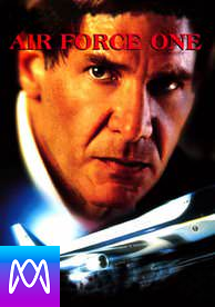 Air Force One - Vudu HD or iTunes HD via MA (Digital Code)