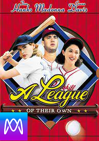 A League of Their Own - Vudu HD or iTunes HD via MA (Digital Code)