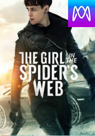 Girl in the Spider's Web - Vudu HD or iTunes HD via MA (Digital Code)