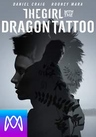 The Girl With the Dragon Tattoo - Vudu SD or iTunes SD via MA (Digital Code)