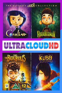 Coraline - Paranorman - The BoxTrolls - Kubo and the Two Strings - Vudu HD or iTunes HD via MA (Digital Code)