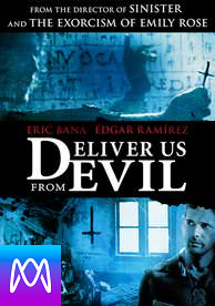 Deliver Us From Evil - Vudu SD or iTunes SD via MA (Digital Code)