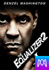 The Equalizer 2 - Vudu SD or iTunes SD via MA (Digital Code)
