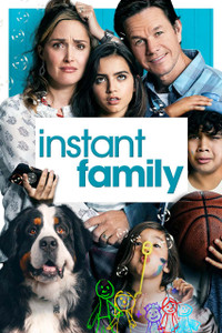 Instant Family - Vudu HD (Digital Code) - EARLY RELEASE (See Listing Details for Redeem Link)