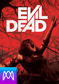 Evil Dead - Vudu HD or iTunes HD via MA (Digital Code)
