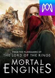 Mortal Engines - Vudu HD or iTunes HD via MA (Digital Code)