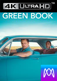 Green Book - Vudu 4K (Digital Code)