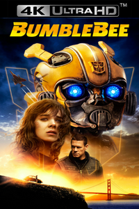 Bumblebee - Vudu 4K (Digital Code) - EARLY RELEASE