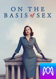 On the Basis of Sex - Vudu HD or iTunes HD via MA (Digital Code)
