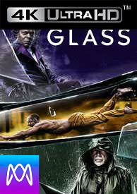 Glass - Vudu 4K UHD (Digital Code)