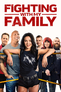 Fighting With My Family - Vudu HD (InstaWatch)