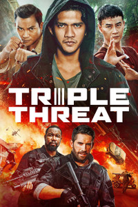 Triple Threat - Vudu HD (InstaWatch)