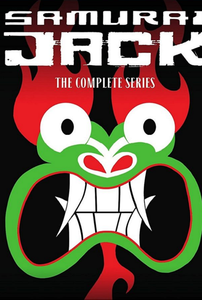 Samurai Jack: The Complete Series - Vudu HD (Digital Code)
