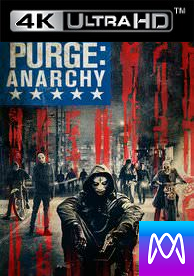 Purge: Anarchy - iTunes 4K (Digital Code)