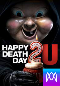Happy Death Day 2U - Vudu HD or iTunes HD via MA (Digital Code)