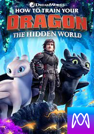 How to Train Your Dragon: The Hidden World - Vudu HD or iTunes HD via MA (Digital Code)
