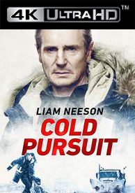 Cold Pursuit - Vudu 4K UHD (Digital Code)