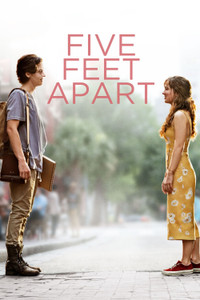 Five Feet Apart - Vudu HD or iTunes HD (Digital Code)
