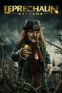 Leprechaun Returns - Vudu HD (Digital Code)